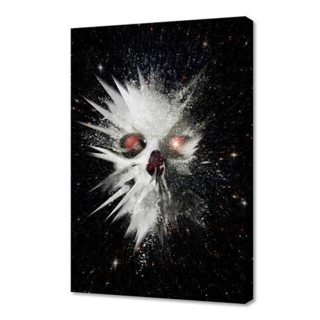 """Big Bang (12""""H x 8""""W x 0.75""""D)"""