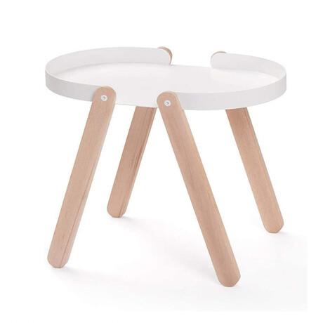 Puik Design // Tepsi // White + Natural