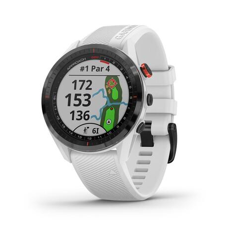 Approach S62 // Golf Watch // White // 010-02200-01