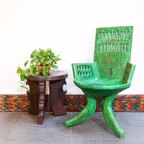 Jimma Chair // Ethiopia // Large // v.1