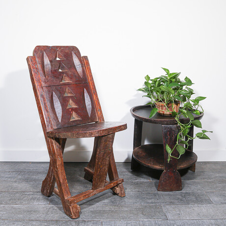 Gurage Chair // Ethiopia
