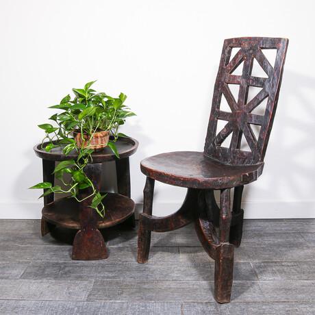 Antique Welega Chair // Ethiopia // v.4