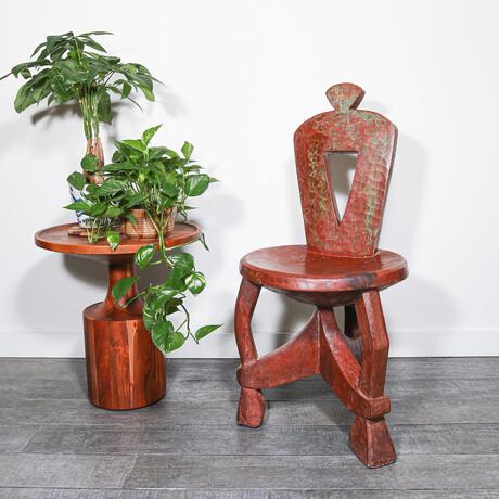 Antique Welega Chair // Ethiopia // v.1