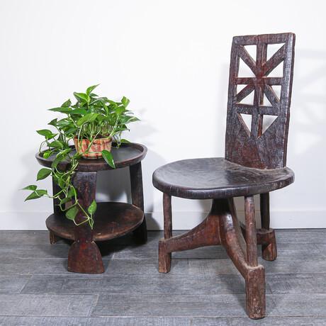 Antique Welega Chair // Ethiopia // v.3