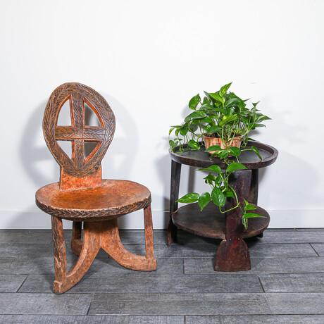 Antique Welega Chair // Ethiopia // v.5