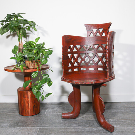 Antique Jimma Chair // Ethiopia // v.2