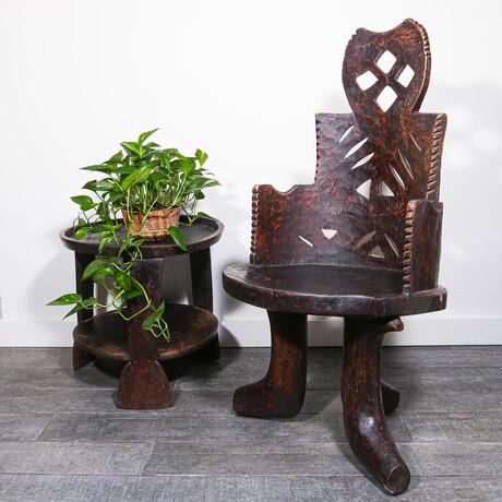 Antique Jimma Chair // Ethiopia // v.1
