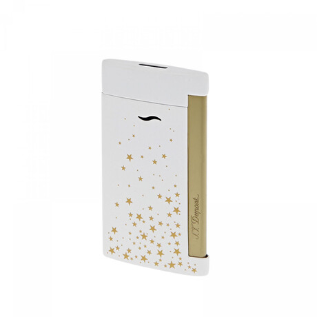 Slim 7 Ultra-Thin Luxury Lighter // Space Stars