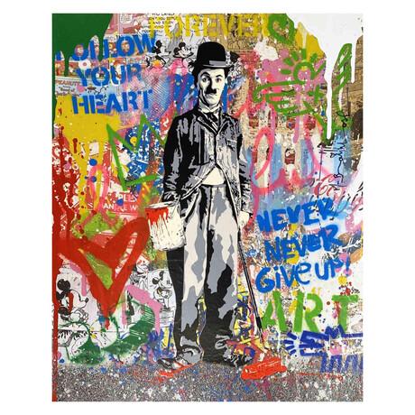 Mr. Brainwash // Chaplin // 2020