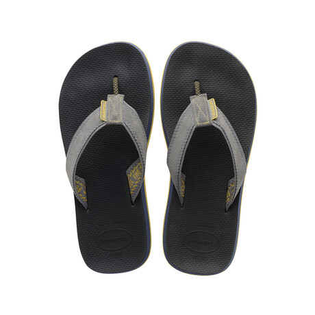 Urban Fusion Sandal // New Graphite (US: 8)