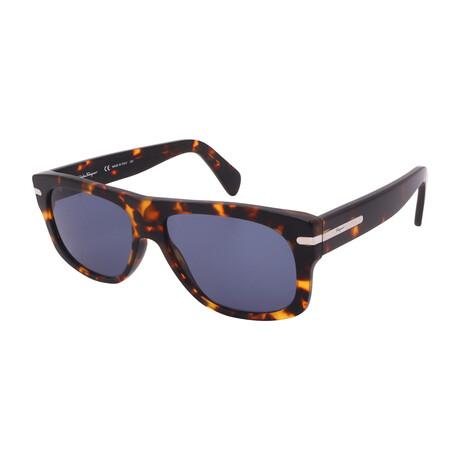 Unisex SF991S-219 Rectangular Sunglasses // Dark Tortoise