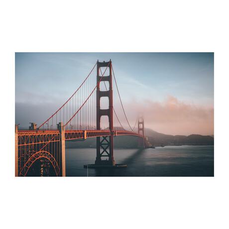 Golden Gate Bridge (Black Frame)