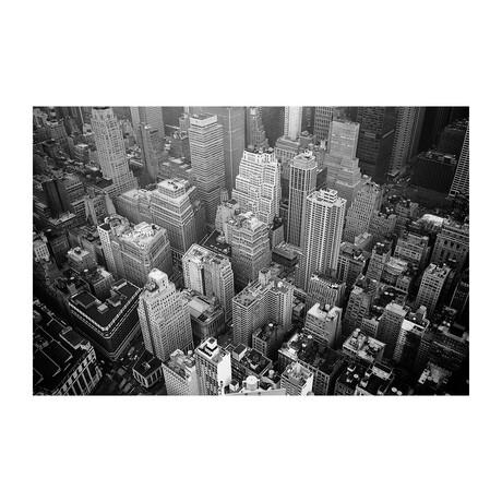 MIDTOWN NYC (Black Frame)