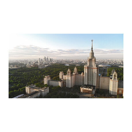MOSCOW (Black Frame)