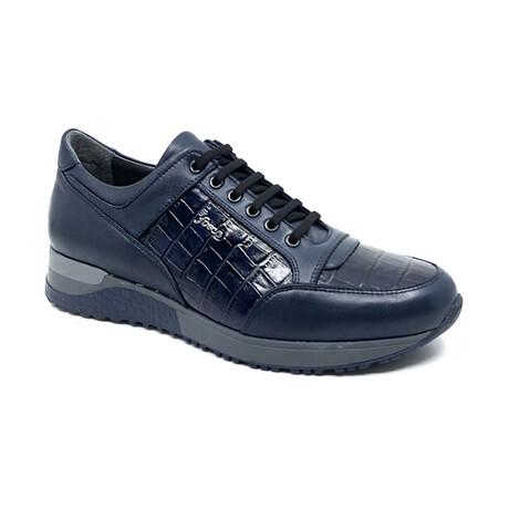 2097 Classic Shoe // Navy Blue (Euro: 39)