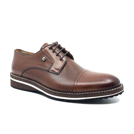 1103 Classic Shoe // Tobacco (Euro: 39)