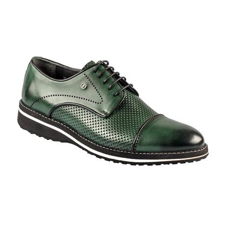 9040 Classic Shoe // Green (Euro: 39)