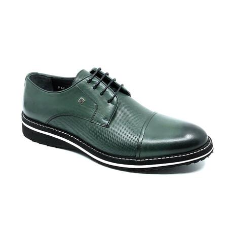 1103 Classic Shoe // Green (Euro: 39)