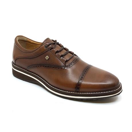 2074 Classic Shoe // Tobacco (Euro: 39)