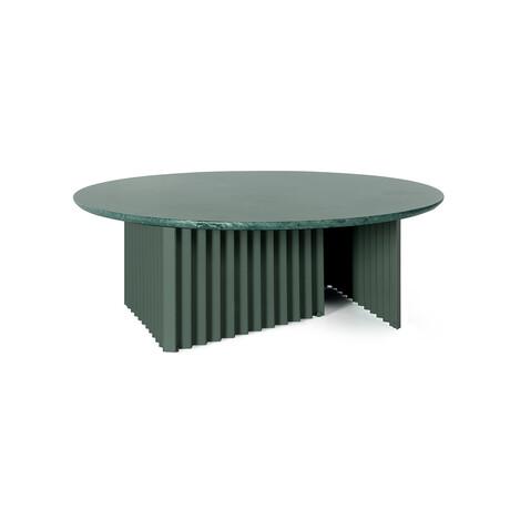 PLEC Round Table // Marble // Large (White Carrara)