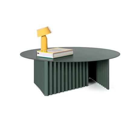 PLEC Round Table // Steel // Large (White)