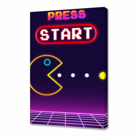 "Pacman (12""H x 8""W x 0.75""D)"