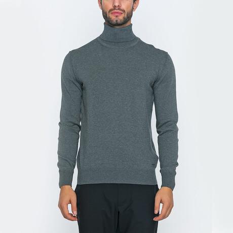 Shea Turtleneck Sweater // Antracite (S)