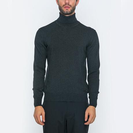 Sebastian Turtleneck Sweater // Black (S)
