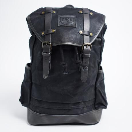 Extra Mile Backpack (Blackout)