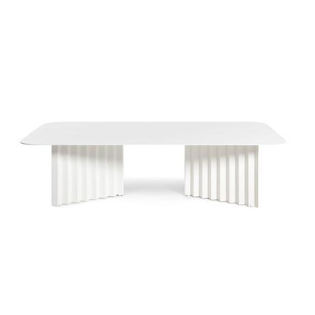 PLEC Table // Steel // Large (White)