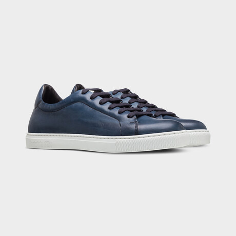 Foro Italico Low Harold Sneakers // Blue (Euro: 40)