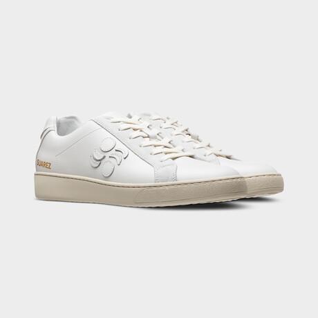 Suarez Low Vitello Moon Sneakers // Beige (Euro: 40)