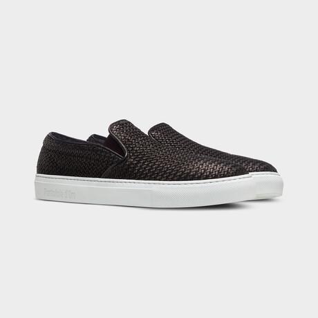 Foro Italico Slip On Sneakers // Black (Euro: 40)