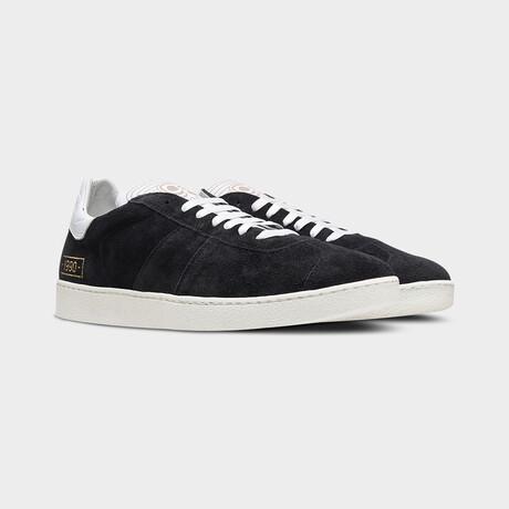 1990 Low Suede Vitello Sneakers // Black (Euro: 40)