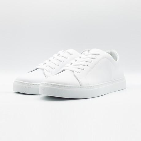 Foro Italico Low Vitello Sneakers // White (Euro: 40)