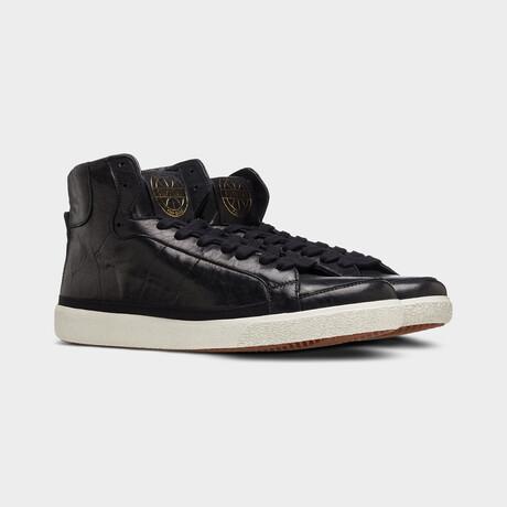 Legend High-Top Vintage Sneakers // Black (Euro: 40)