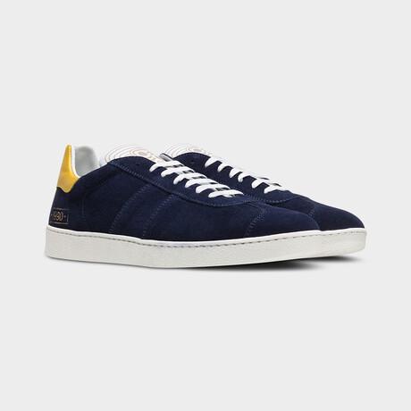 1990 Low Suede Sneakers // Navy (Euro: 40)