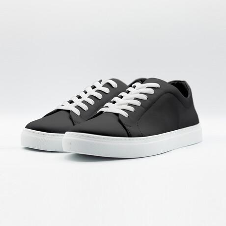 Foro Italico Low Vitello Sneakers // Black (Euro: 40)