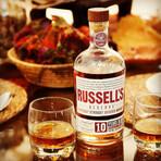 Russell's Reserve 10 Year Bourbon + Bourbon Single Barrel Bourbon // Set of 2 // 750 ml Each