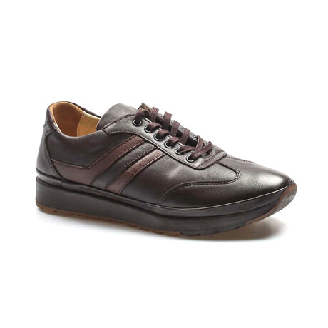 662MA1001 Casual Shoes // Brown (EU Size 39)