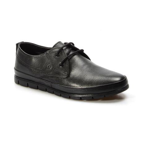 855MA227 Casual Shoes // Black (EU Size 40)