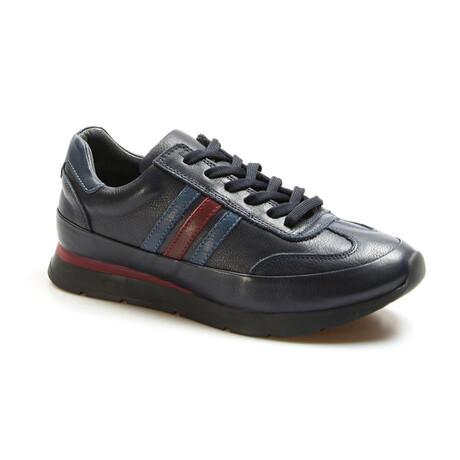 723MA8125 Sports Shoes // Navy Blue (EU Size 39)