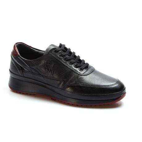 722MA237 Sports Shoes // Black (EU Size 40)