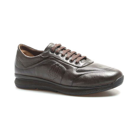 819MA503 Casual Shoes // Brown (EU Size 40)