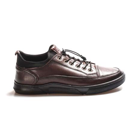 948MA6002 Casual Shoes // Brown (EU Size 40)
