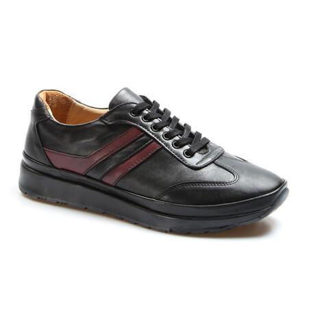 662MA1001 Casual Shoes // Black (EU Size 39)