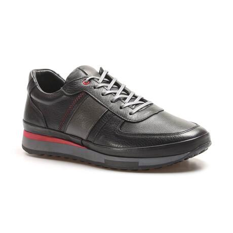 855MA1311 Casual Shoes // Black (EU Size 40)
