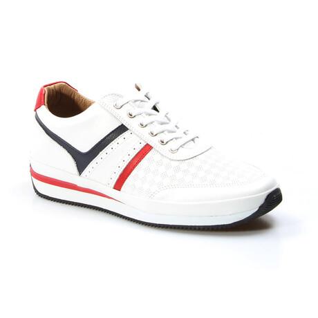 856MA1795 Sports Shoes // White (EU Size 40)