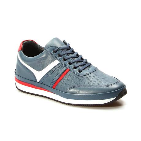 856MA1795 Sports Shoes // Denim Blue (EU Size 40)