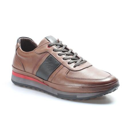 855MA1311 Casual Shoes // Walnut (EU Size 40)